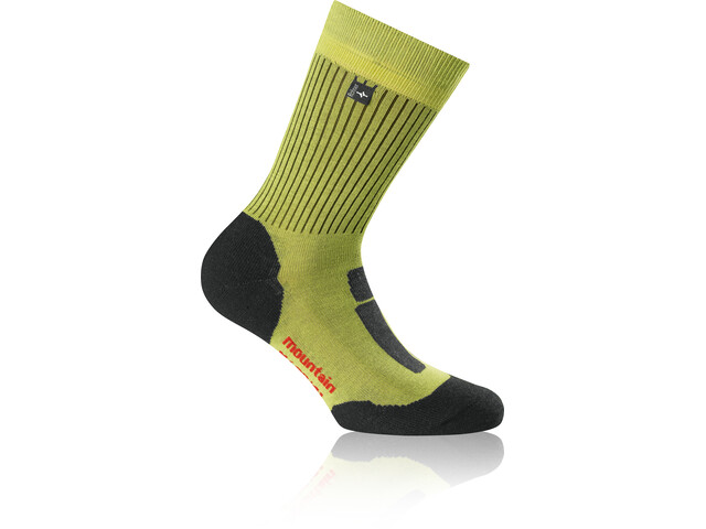 Rohner Mountain Trekking L/R Calcetines, yellow